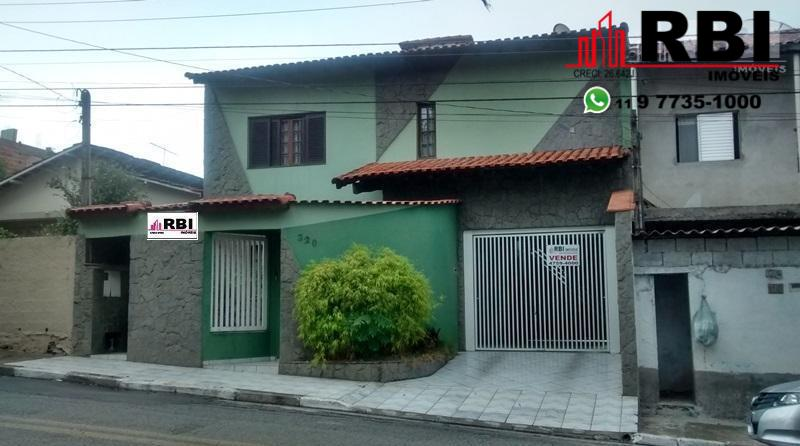Sobrado  residencial à venda, Jardim Suzano, Suzano.