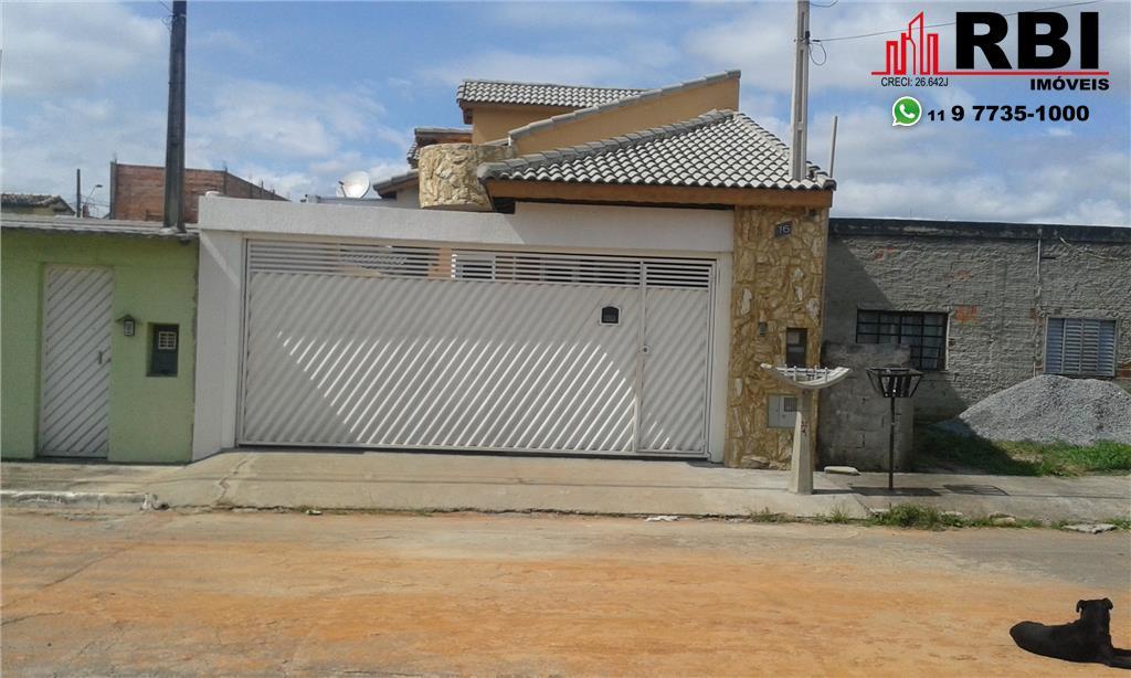 Casa residencial à venda, Jardim Quaresmeira, Suzano.