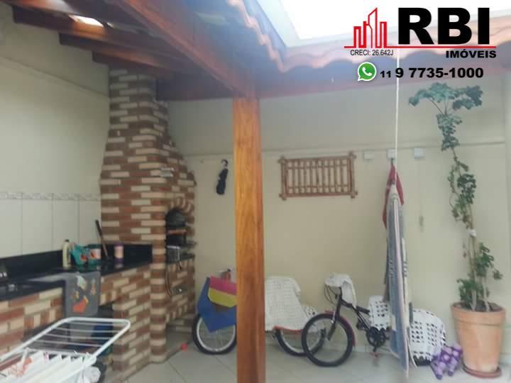 Sobrado residencial à venda, Conjunto Residencial Irai, Suzano.