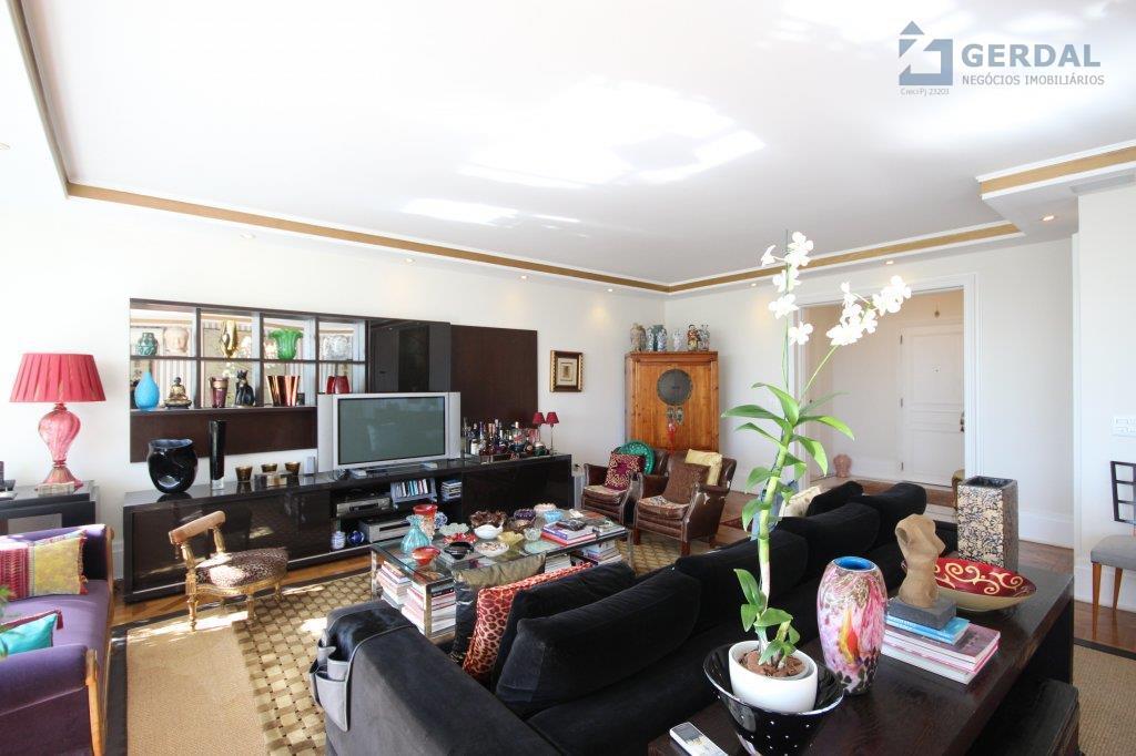 Apartamento de 3 dormitórios em Higienópolis, São Paulo - SP