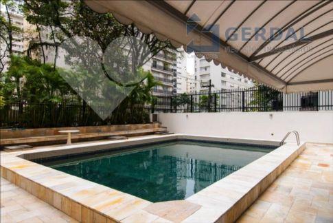 Apartamento de 4 dormitórios em Higienópolis, São Paulo - SP