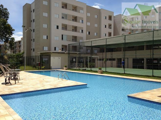 Apartamento residencial à venda, Granja Viana, Cotia.