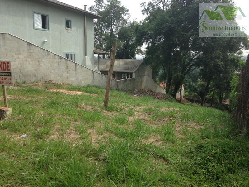 Terreno residencial à venda, Granja Viana, Cotia.