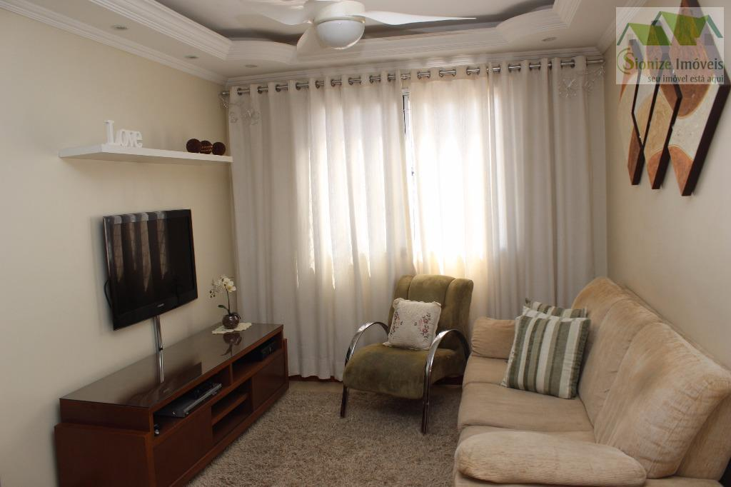 Apartamento  residencial à venda, Jardim Recanto Suave, Cotia.