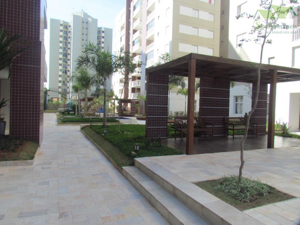 Cobertura  residencial à venda, Vila Polopoli, São Paulo.