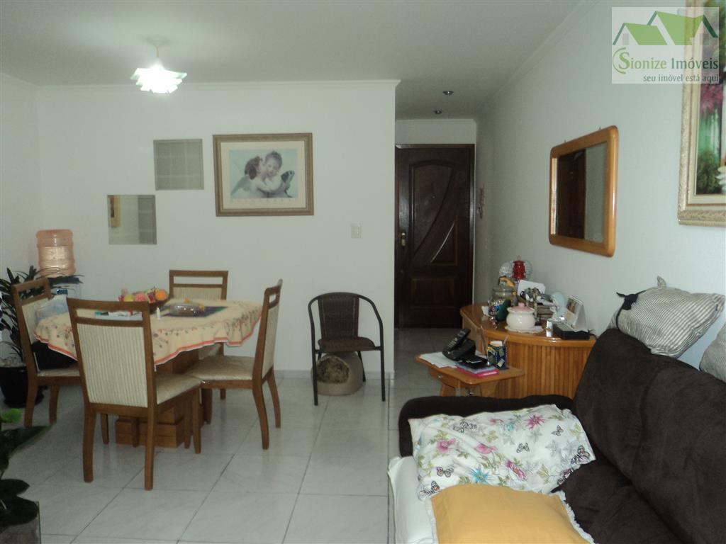 Apartamento residencial à venda, Continental, Osasco.