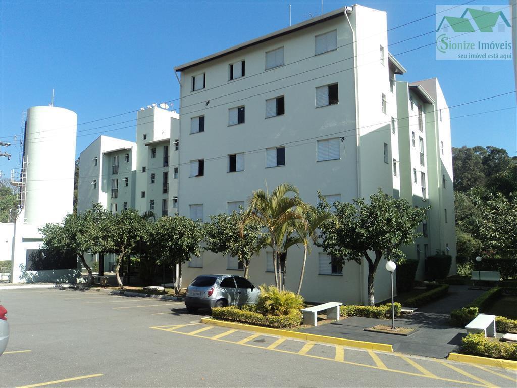 Apartamento residencial à venda, Jardim da Glória, Cotia.