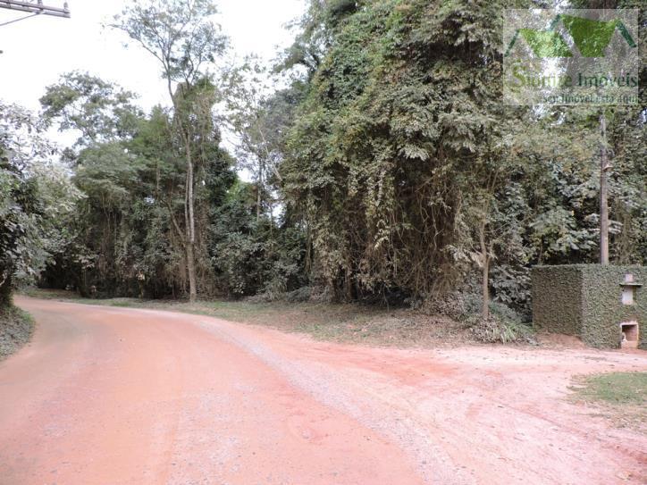 Terreno residencial à venda, Paisagem Renoir, Cotia.