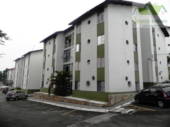 Apartamento residencial à venda, Região Granja Viana, São Paulo.
