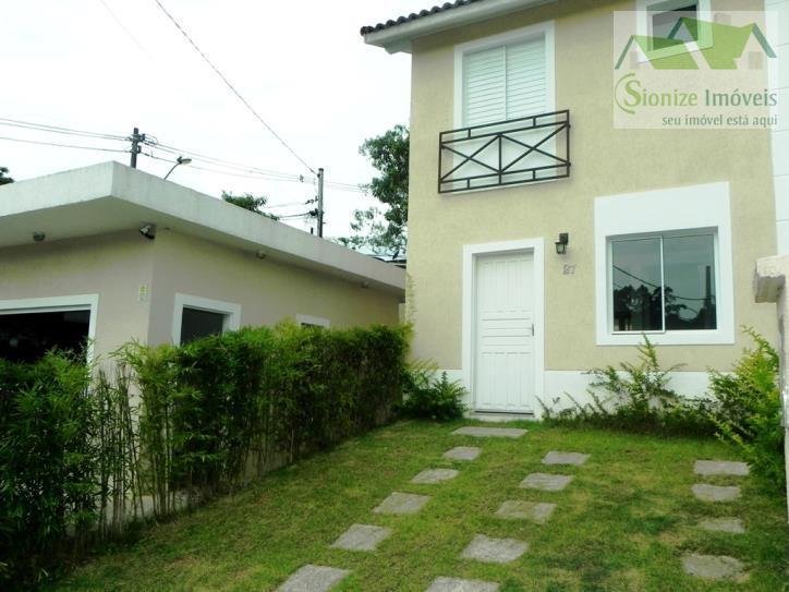 Casa residencial à venda, Refúgio Cantagalo 3, Cotia.