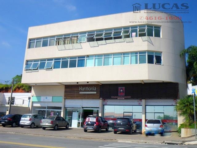 Sala  comercial para locação, Jardim Nomura, Cotia.
