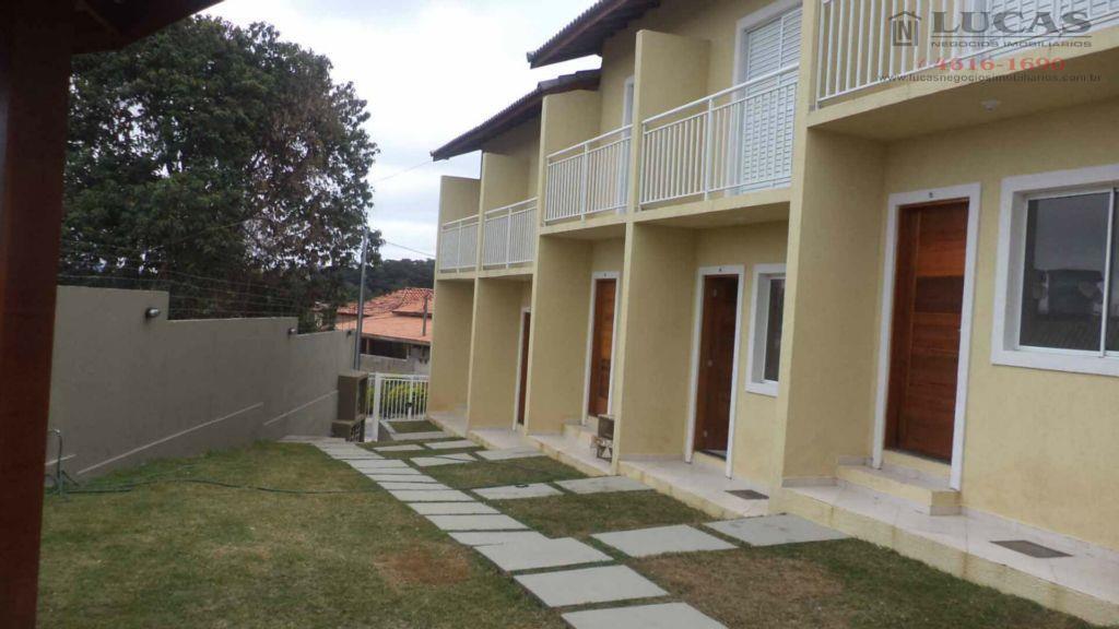 Sobrado  residencial à venda, Jardim Estela Mari, Cotia.