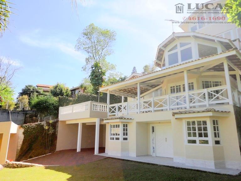 Sobrado  residencial para venda e locação, Granja Carneiro Viana, Cotia.