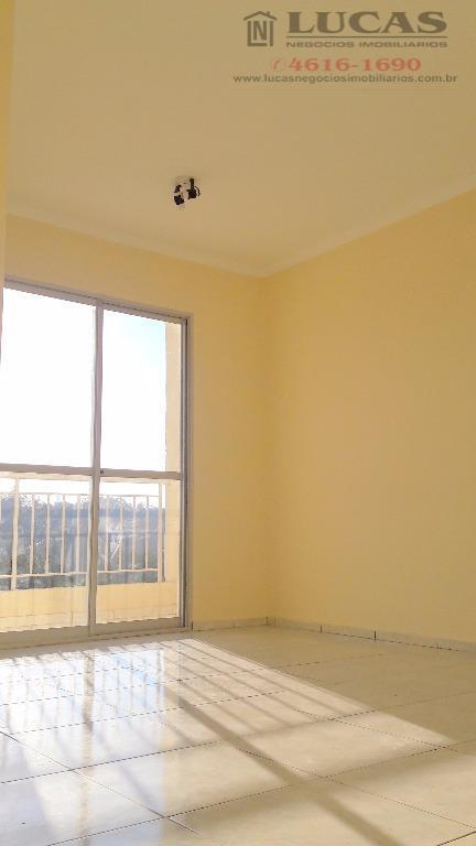 Apartamento residencial para locação, Costa Verde, Cotia.