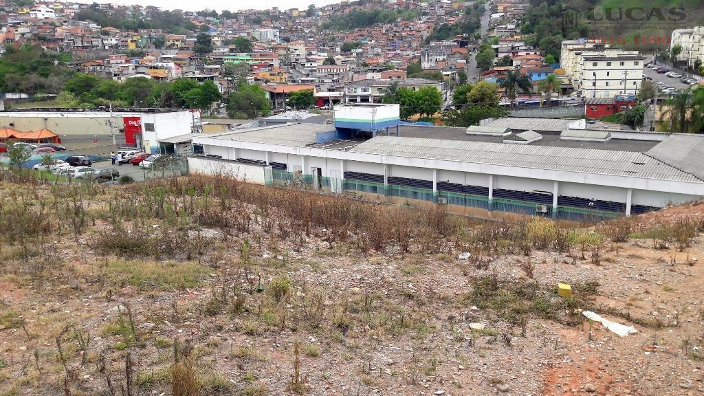 Terreno Cmercial para locação, Portão, Cotia - TE0053.