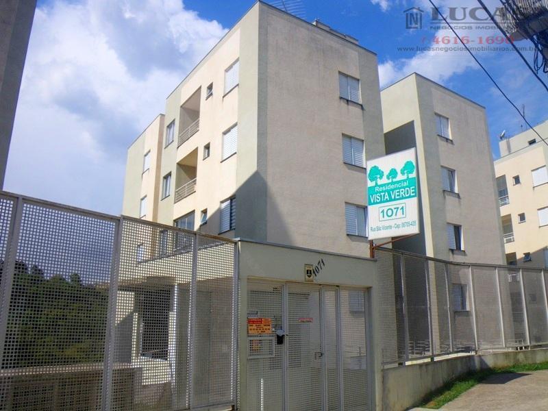 Apartamento com 2 vagas de garagem à venda, Residencial Vista Verde, Cotia.