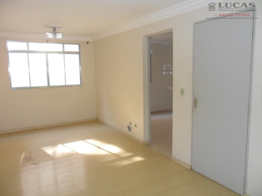 Apartamento residencial à venda, Jardim Caiapia, Cotia.