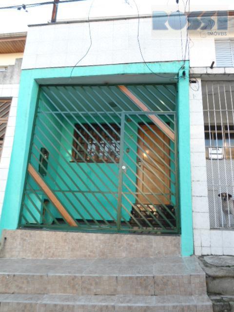 Casa residencial à venda, Vila Prudente, São Paulo - CA0035.