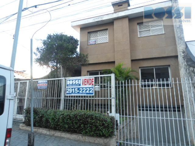 Sobrado de 4 dormitórios à venda em Parque Da Mooca, São Paulo - SP