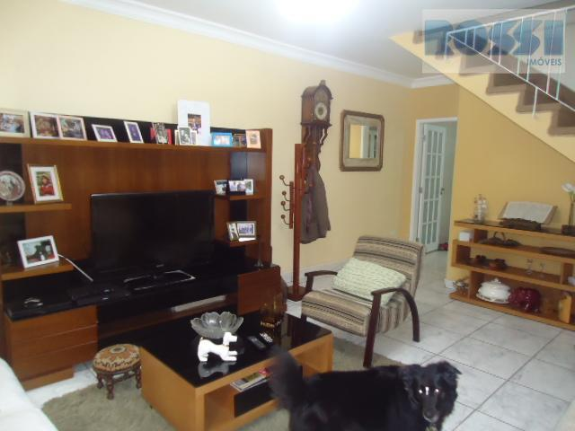 Sobrado de 3 dormitórios à venda em Parque Da Mooca, São Paulo - SP