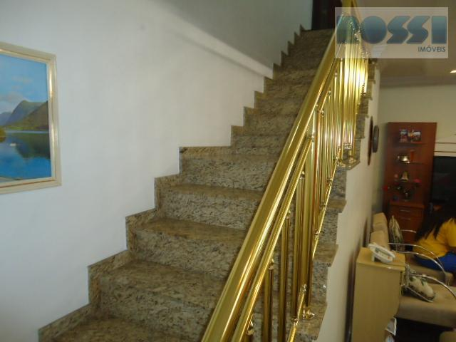 Sobrado de 4 dormitórios à venda em Vila Zelina, São Paulo - SP