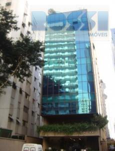 Conjunto Comercial Itaim Bibi  121m²