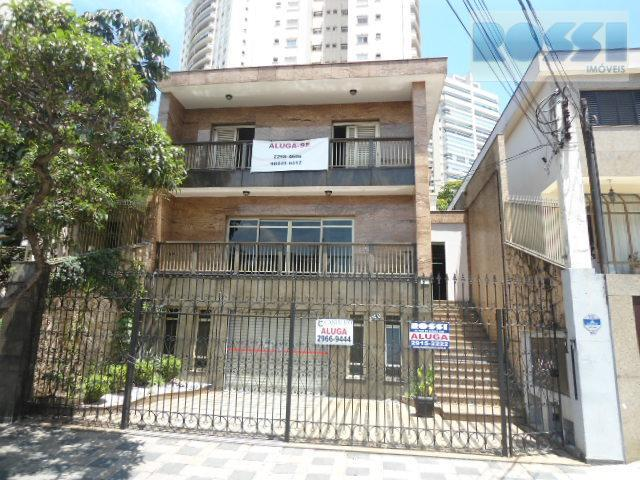 Sobrado Comercial/Residencial para locação, Parque da Mooca.