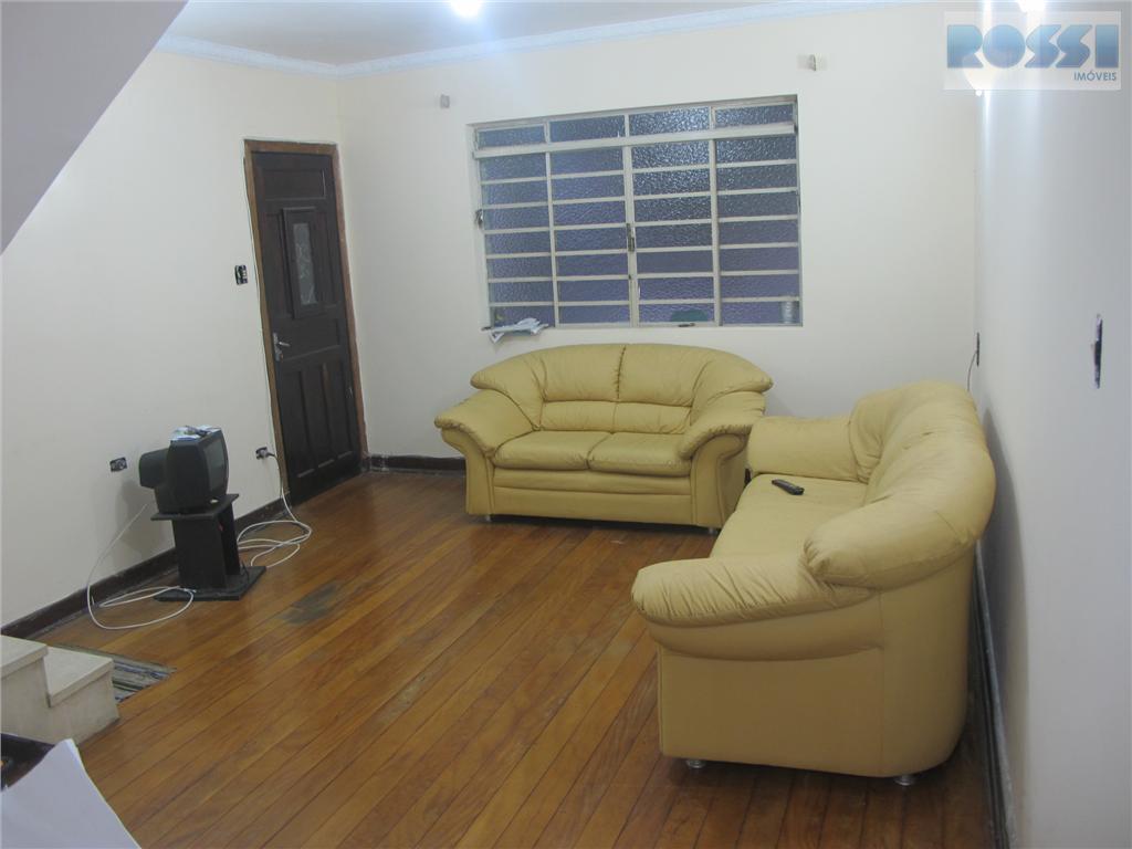 Sobrado de 5 dormitórios em Vila Prudente, São Paulo - SP