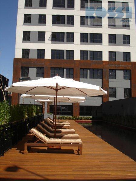 Apartamento Loft à venda, Moóca, São Paulo.