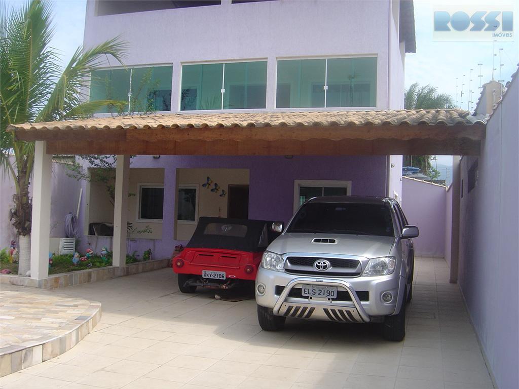 Sobrado de 3 dormitórios à venda em Cidade Balneária Nova Peruibe, Peruíbe - SP