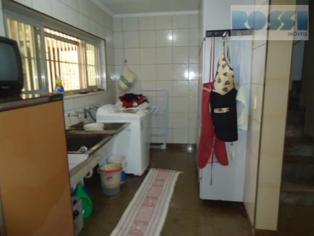 Sobrado de 3 dormitórios em Parque Da Mooca, São Paulo - SP