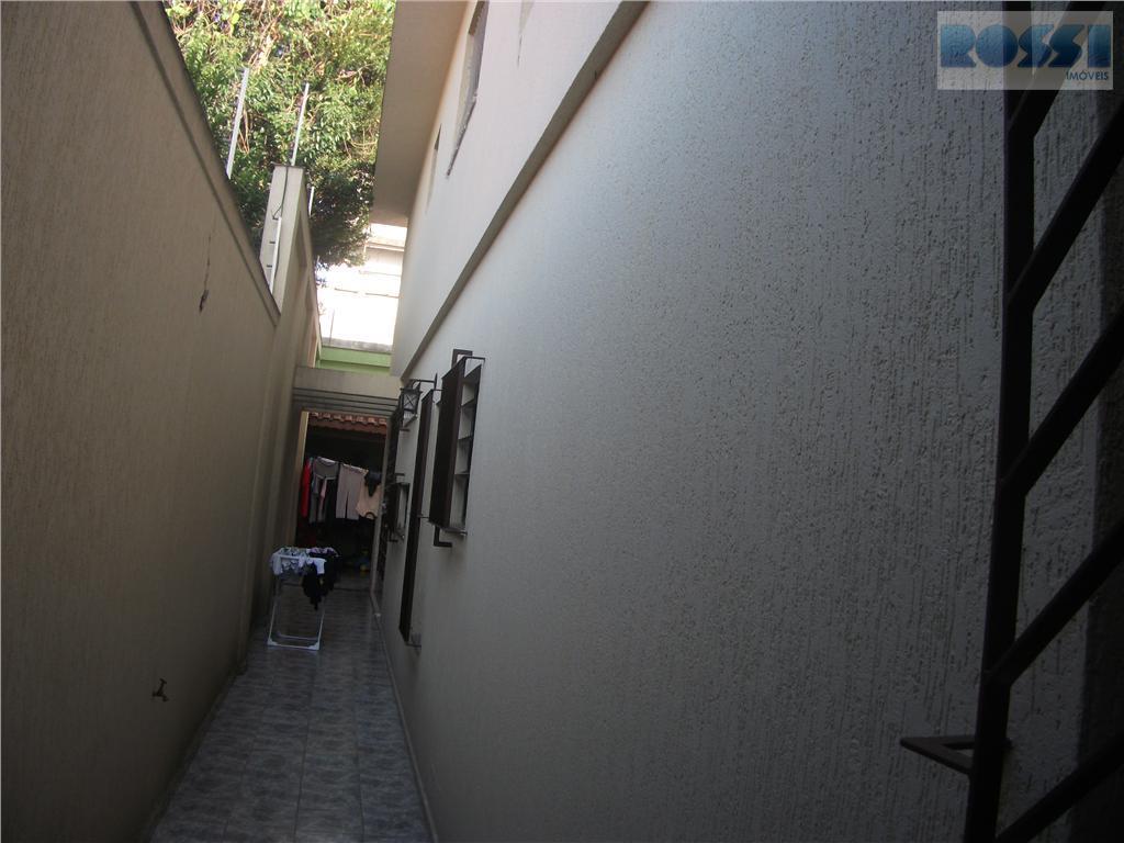 Sobrado de 3 dormitórios à venda em Parque Da Vila Prudente, São Paulo - SP
