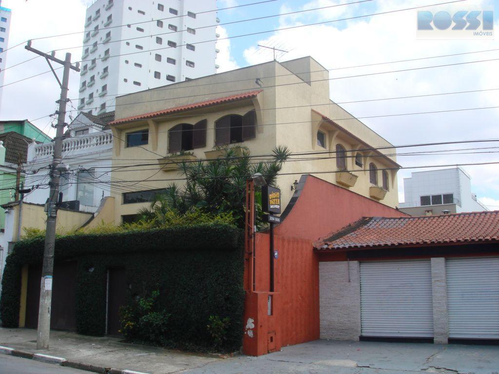 Sobrado  residencial à venda, Jardim Avelino, São Paulo.