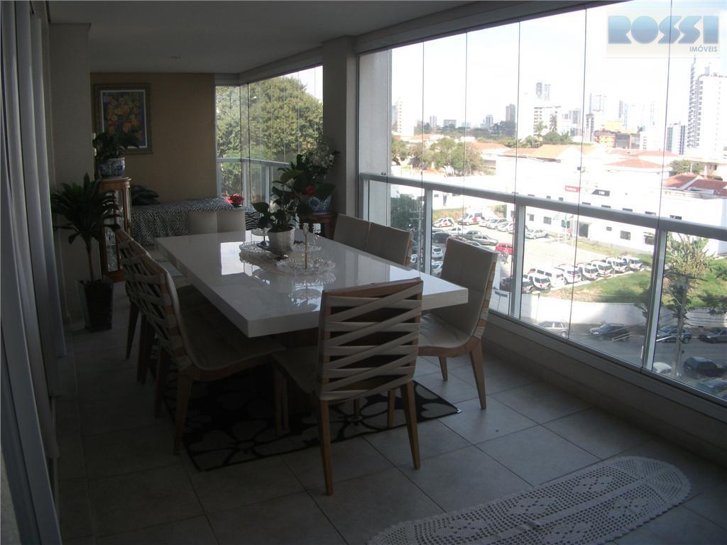 Apartamento de 4 dormitórios em Parque Da Mooca, São Paulo - SP
