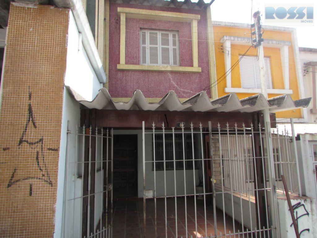 Sobrado residencial para locação, Moóca, São Paulo - SO0497.