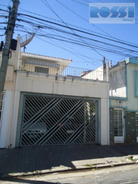 Sobrado residencial para venda e locação, Mooca, São Paulo - SO0486.