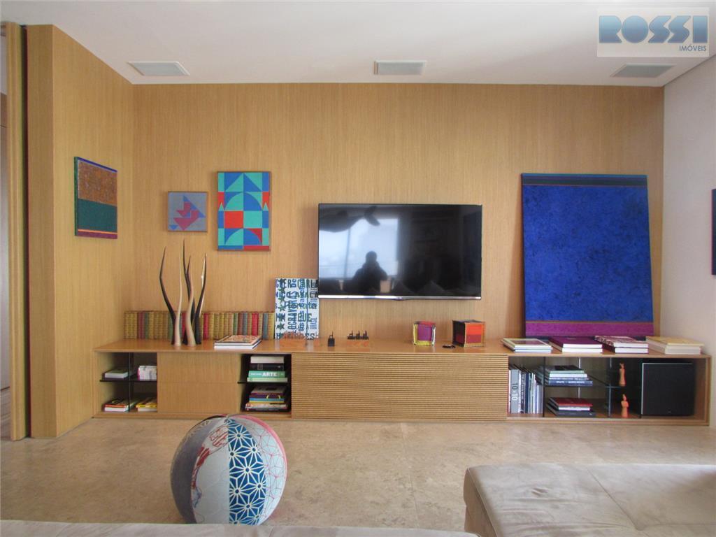 Apartamento residencial para venda , Vila Nova Conceição, São Paulo - AP1153.