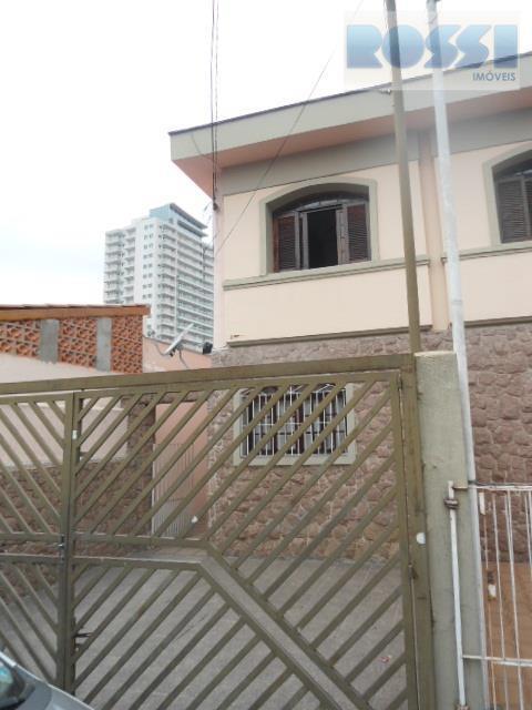 Sobrado residencial para locação, Mooca, São Paulo - SO0567.
