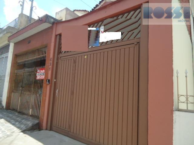 Sobrado de 4 dormitórios em Mooca, São Paulo - SP