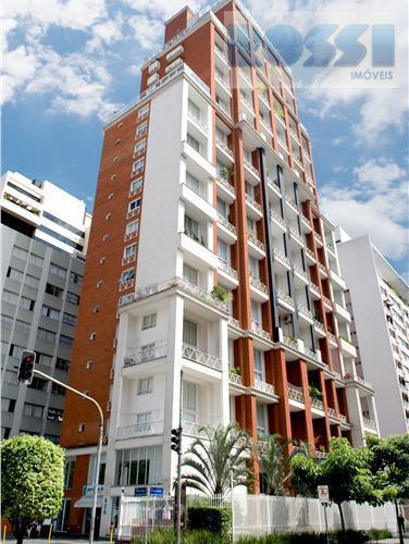 Loft  residencial para locação, Itaim Bibi, São Paulo.