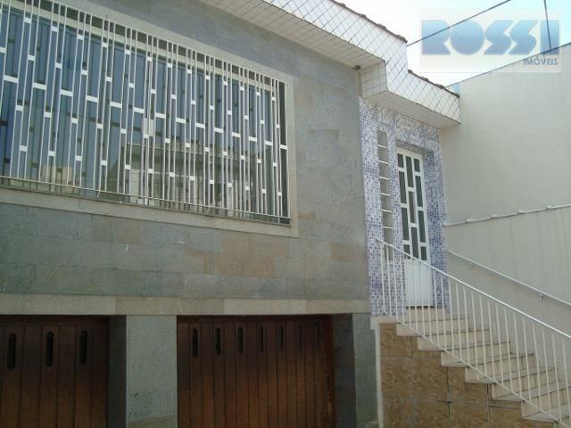 Casa de 3 dormitórios à venda em Vila Santa Clara, São Paulo - SP