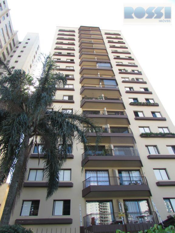 Apartamento  residencial para locação, Alto da Mooca, São Paulo.