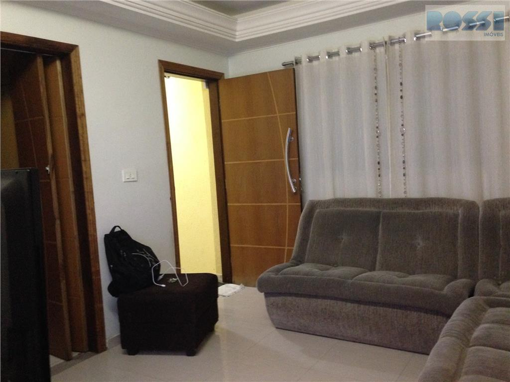 Casa de 2 dormitórios à venda em Vila Ema, São Paulo - SP