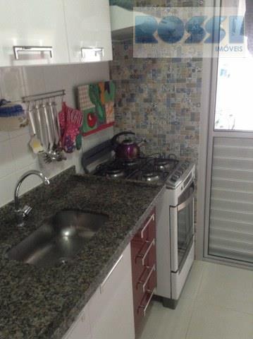 Apartamento de 2 dormitórios à venda em Belém, São Paulo - SP