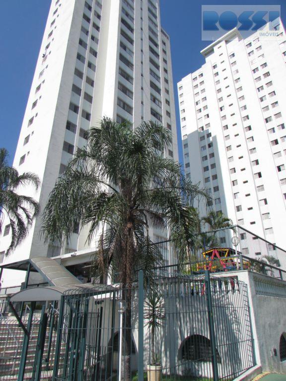 Apartamento com 2 dormitórios para alugar, 54 m² por R$ 1.350/mês - Vila Prudente - São Paulo/SP