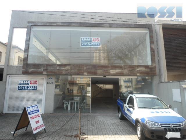 Prédio  comercial para locação, Mooca, São Paulo.