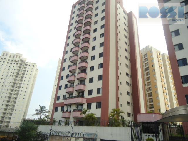 Apartamento  residencial para venda e locação, Vila Santa Clara, São Paulo.