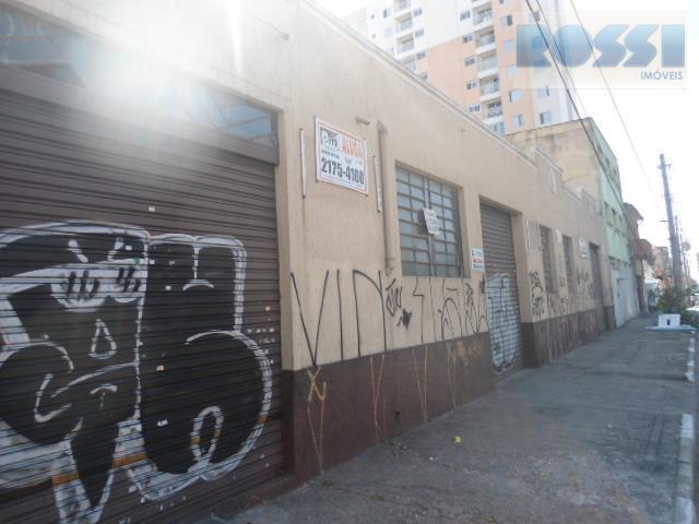 Galpão comercial para locação, Alto da Moóca, São Paulo.