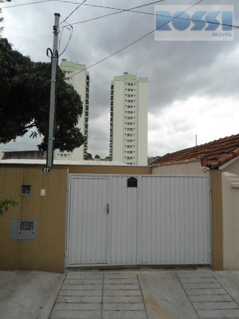 Casa  residencial para locação, Água Rasa, São Paulo.
