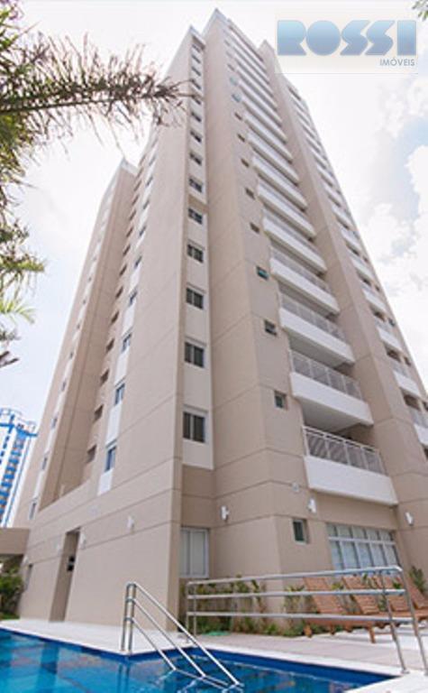 Apartamento residencial para venda e locação, Alto da Mooca, São Paulo.